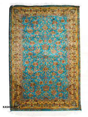 Arzu Kashmir Carpet White Background