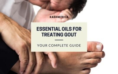 What are the Best Essential Oils for Gout?