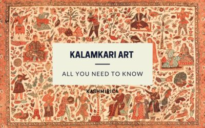 All that You Need to Know About the Kalamkari Art