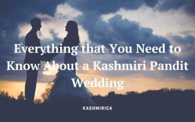 Everything that You need to Know About a Kashmiri Pandit Wedding