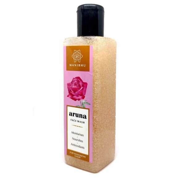 Rose Face Wash